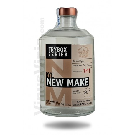 Whiskey Trybox Series Rye New Make