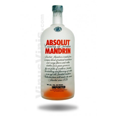 Wodka Absolut Mandrin