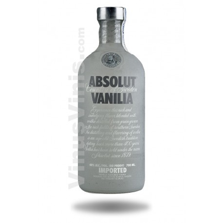 Vodka Absolut Vanilia