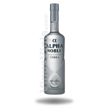 Wodka Alpha Noble