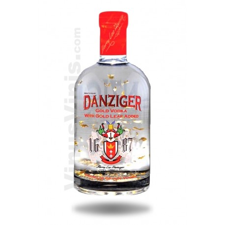Vodka Danziger Gold