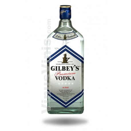 Wodka Gilbeys