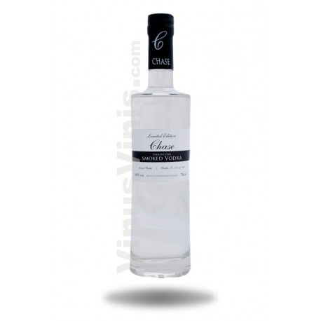 Vodka William Chase Oak Smoked