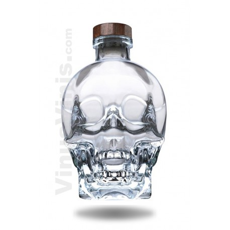 Wodka Crystal Head