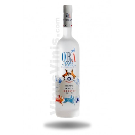 Vodka Ora Blue