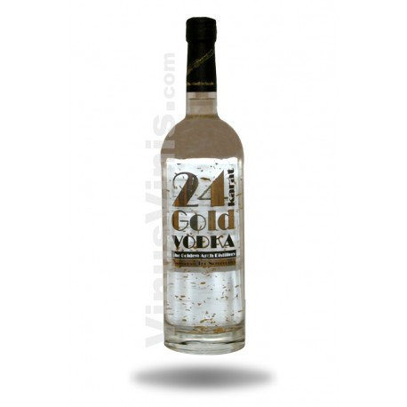 Vodka 24 Karat Gold
