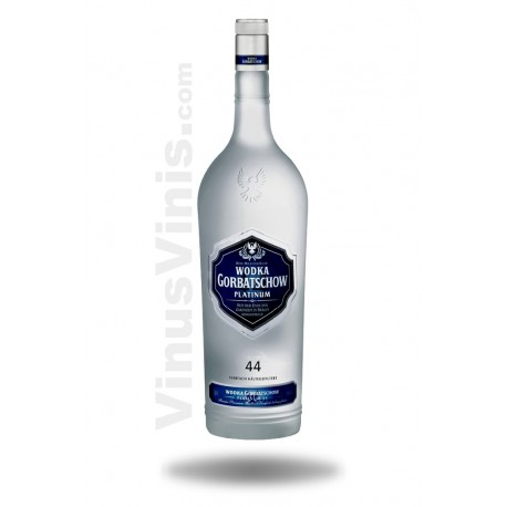 Vodka Gorbatschow Platinum