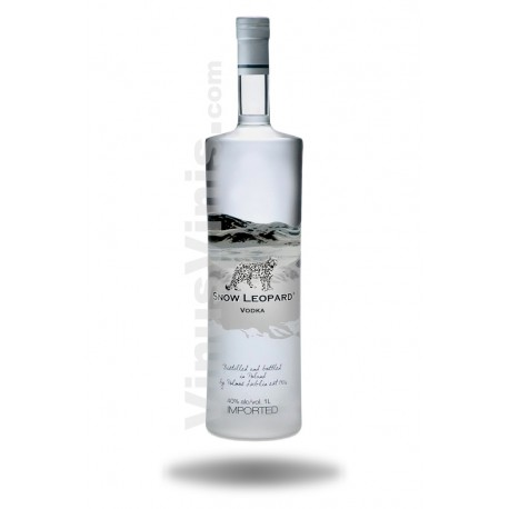 Wodka Snow Leopard
