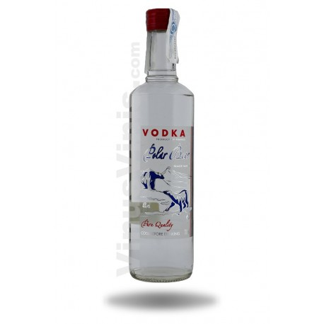 Vodka Polar Bear