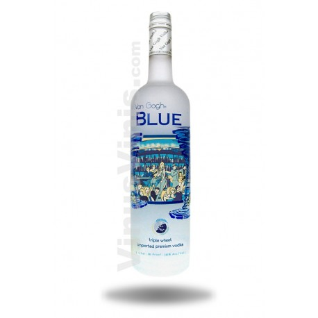 Vodka Van Gogh Blue