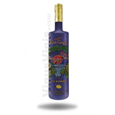 Vodka Van Gogh Acai Blueberry