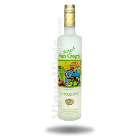 Vodka Van Gogh Citron