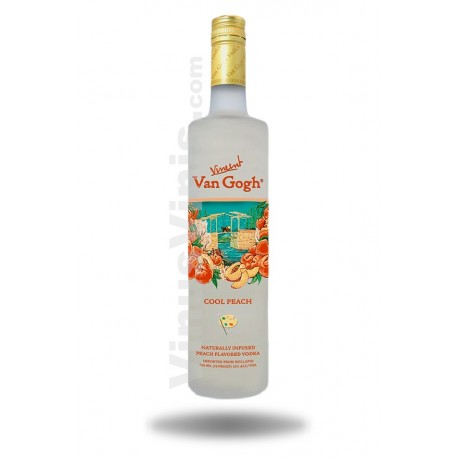 Vodka Van Gogh Cool Peach