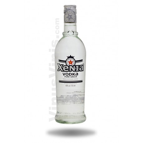Vodka Xenia Pure Grain