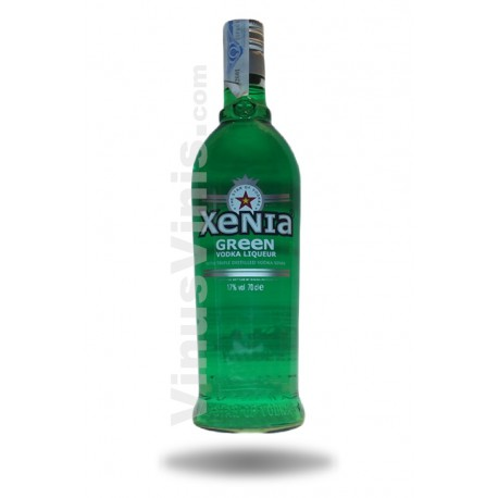 Wodka Xenia Green