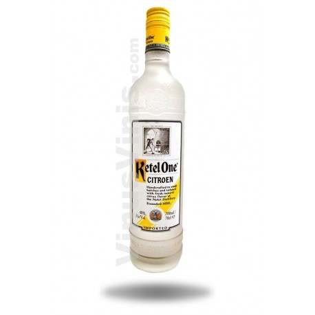 Wodka Ketel One Citron