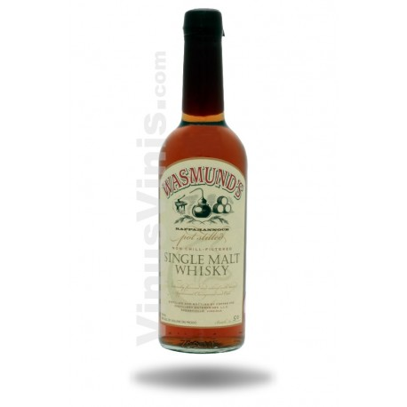 Whiskey Wasmund's Single Malt