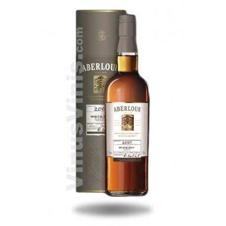 Whisky Aberlour White Oak 2004