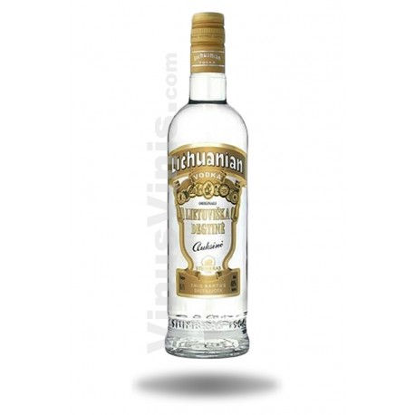 Wodka Lithuanian Gold