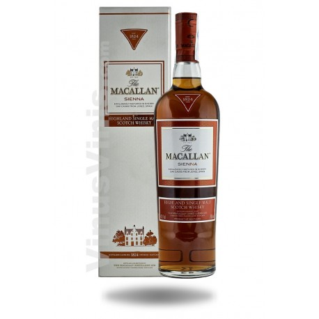 Whisky The Macallan Sienna - 1824 Series