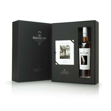 Whisky The Macallan Albert Watson Edition