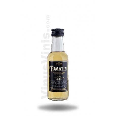 Whisky Tomatin 12 ans (5cl)