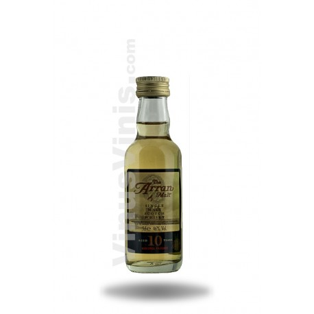 Whisky The Arran Malt 10 anni