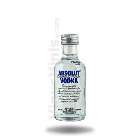 Vodka Absolut (5cl)