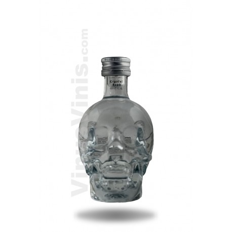 Wodka Crystal Head (5cl)