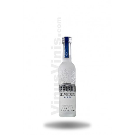 Vodka Belvedere (5cl)