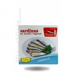 Dardo Sardines in Olive Oil Ro-280