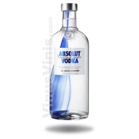 Vodka Absolut Originality Limited Edition