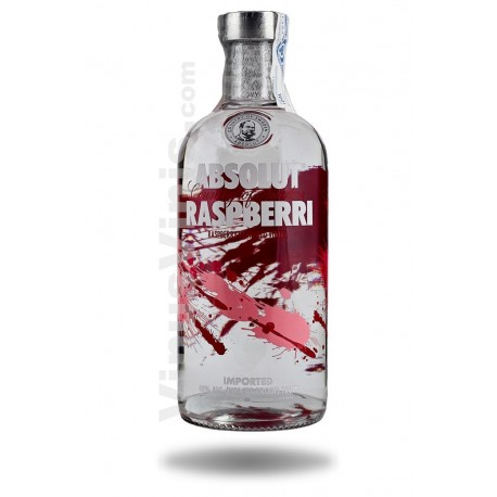 Wodka Absolut Raspberri