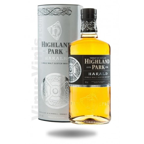 Whisky Highland Park Harald