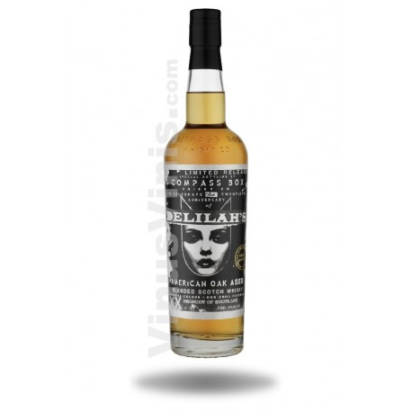 Whisky Compass Box Delilah's 20th Anniversary