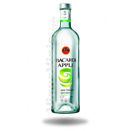 Rhum Bacardi Apple