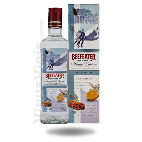 Gin Beefeater Winter