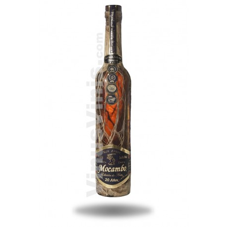 Rum Mocambo 20 Years Old Art Edition