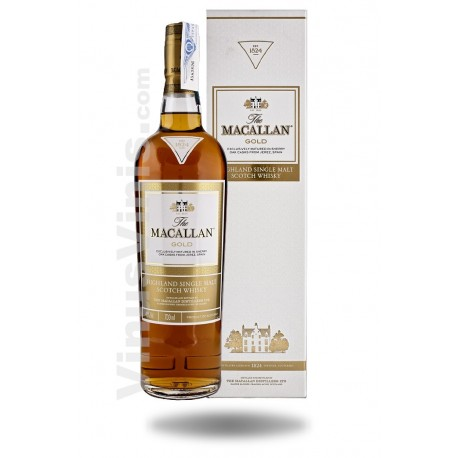 Whisky The Macallan Gold - 1824 Series