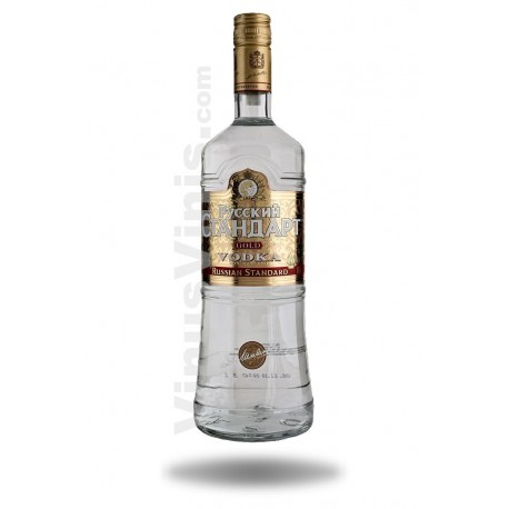 Wodka Russian Standard Gold