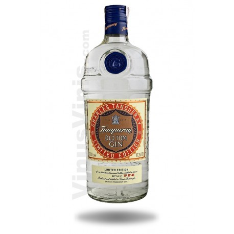 Ginebra Tanqueray Old Tom Limited EditioGin Tanqueray Old Tom Limited Edition (1L)n (1L)