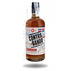 Rum Contrabando Añejo 5 Years Old