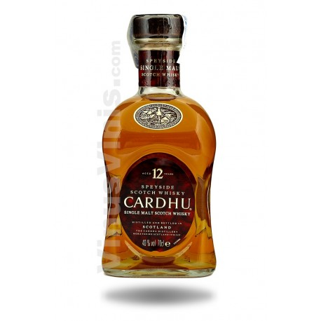 Whisky Cardhu 12 Years old