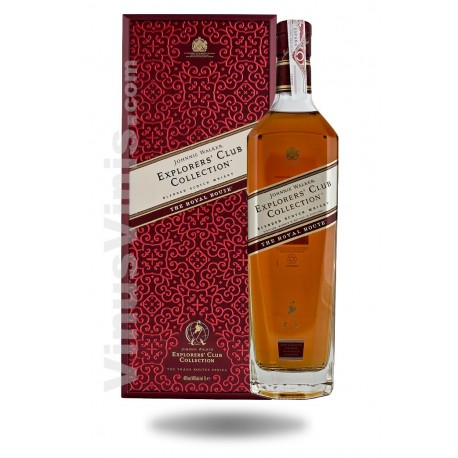 Whisky Johnnie Walker Explorers' Club Collection Royal Route