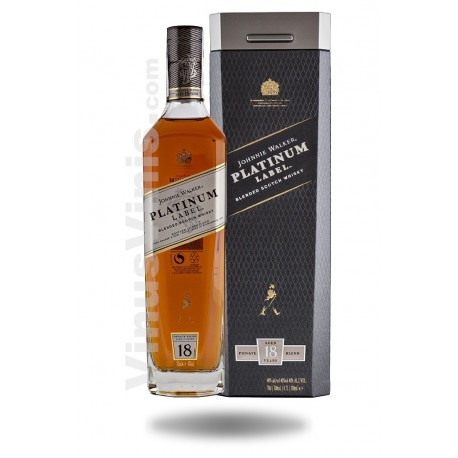 Whisky Johnnie Walker Platinum Reserve