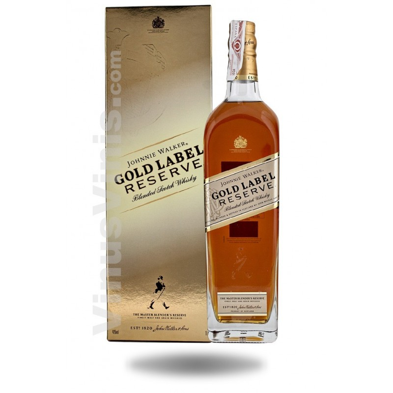Buy Whisky Johnnie Walker Gold Label Reserve (1L) In Vinus