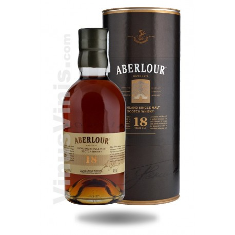 Whisky Aberlour 18 Years Old