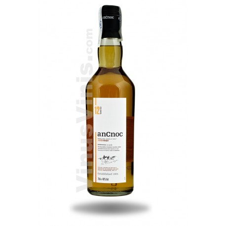 Whisky AnCnoc 12 anni