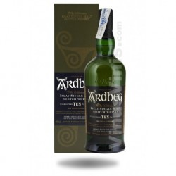 Whisky Ardbeg 10 Years Old