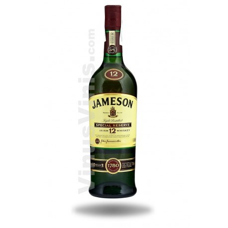 Whisky Jameson 12 Years Old Special Reserve